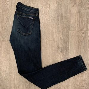 NWOT Hudson Mid-Rise Straight Jeans Size 27